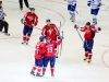 Capitals Celebrate Another Wideman Goal