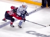 Johansson Reaches Around Phaneuf