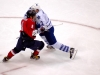 Ovechkin and Phaneuf Hit