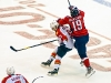 Backstrom Maneuvers Around Weiss