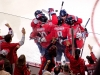 Ovechkin, Capitals, and Crowd Celebrate