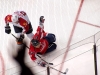 Ovechkin Celebrates In Slide