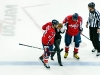Knuble and Ovechkin Provide Escort