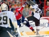 Ovechkin and Cooke Collide #2