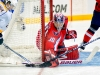 Neuvirth Doesn\'t Let Halischuk Through