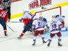 Ovechkin Digs and Scores