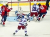 Lundqvist Sprawls For Puck