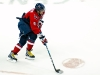 Ovechkin Skates Up Ice With Puck