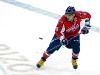 Ovechkin Bounces Puck #1