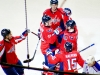 Capitals Celebrate Brouwer Goal