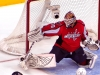 Holtby Bats Puck