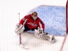 Holtby Blocks Puck
