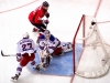 Lundqvist Looks After Brouwer Misses