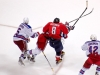 Ovechkin Checked by Staal