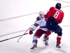 Ovechkin Jumps Girardi