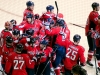 Capitals Celebrate Another Playoff Win
