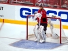 Holtby's Eyes Looking Up