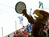 Slapshot Banges the Drum