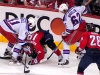 Bickel Gets Backstrom\'s Helmet
