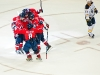Capitals Celebrate Power Play Goal Against Sabres