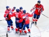 Caps On The Ice Celebrate Backstrom\'s 100th NHL Goal