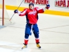 Ovechkin Celebrating Second Goal of Night #2