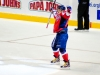 Ovechkin Celebrating Second Goal of Night #3