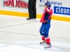Ovechkin Celebrating Second Goal of Night #4