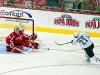 Neuvirth Stops Eriksson