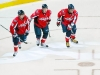 Backstrom, Semin, Ovechkin and Spotlight