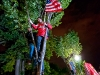 Caps Fan In The Trees