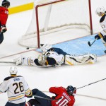 Image for Caps Leave Miller Sprawling