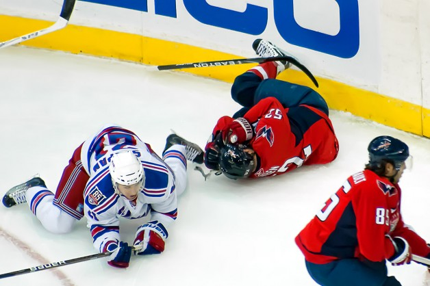 Green Falls to Stepan's Elbow