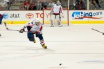 Capitals Chase Continues Into Desert