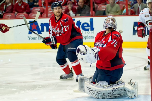 Looking Up For Holtby and Alzner