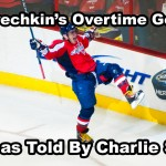 Image for Alex Ovechkin's Overtime Goal, As Told By Charlie Sheen