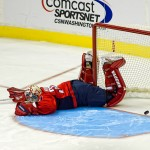 Image for Caps Fall Flat in Shootout